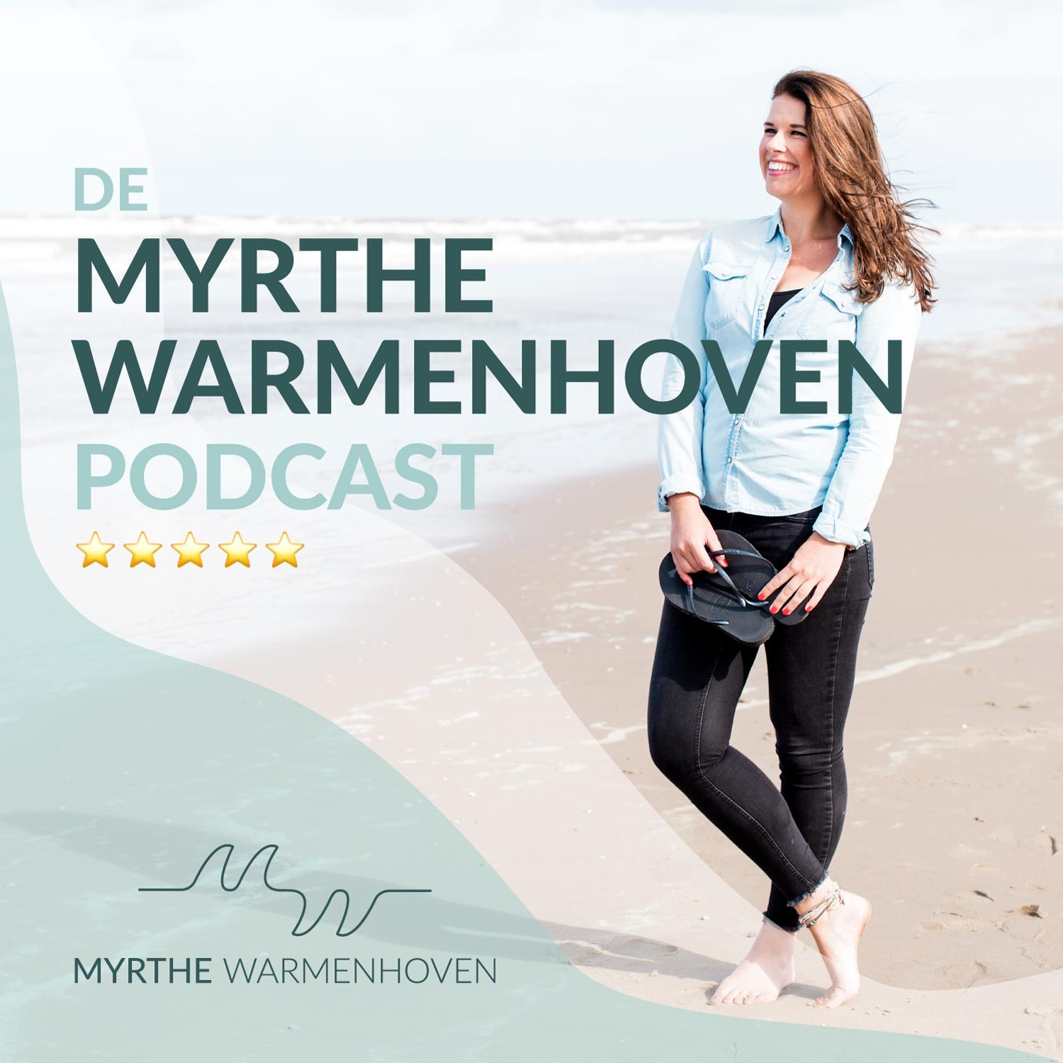 Myrthe Warmenhoven podcast cover